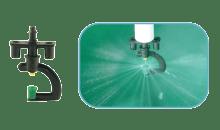 Water Screen – Micro Sprinklers