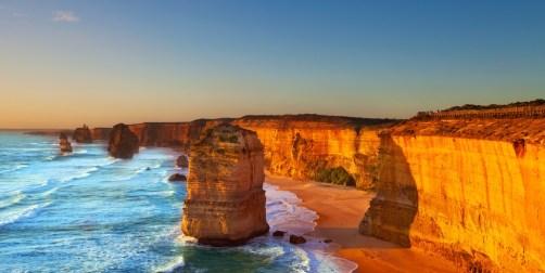 Résultats de recherche d'images pour «9- Les 12 apôtres côte Sud-ouest du Victoria, la Great Ocean road»