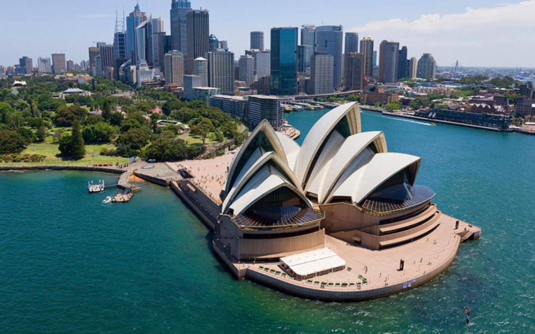 Co v Austrálii navštívit