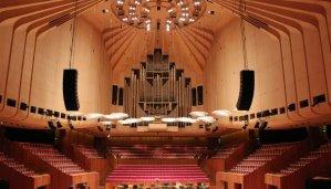 Концертный зал Сиднейской оперы