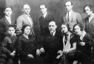 Семья Мессерер