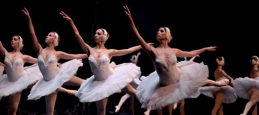 «Лебединое озеро» Санкт-Петербургского Театра балета