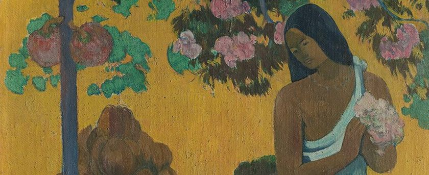 Paul Gauguin 'The month of Mary (Te avae no Maria)' 1899 (detail)