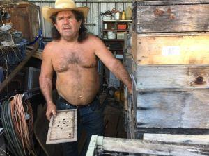 Paul anderson - Stingless bee keeper
