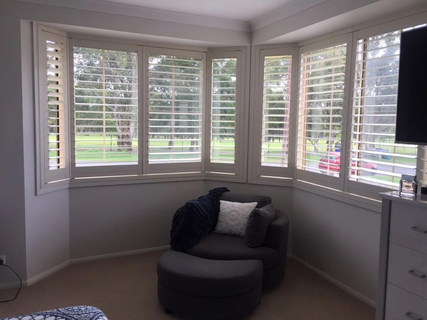 Bay Window Shutters Specialists Australian Plantation Shutters
