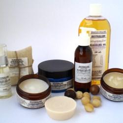 Macadamia product range