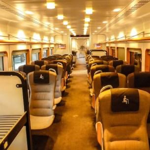 Arlanda-Express-innen