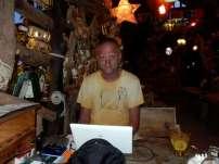 in einer netten Bar auf Koh Lipe