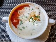 Mediterrane-Tomaten-Paprika-Suppe