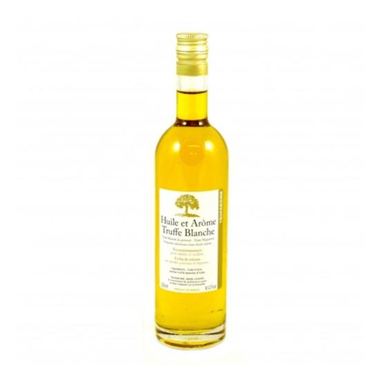 Huile d'olive  extra à la truffe blanche