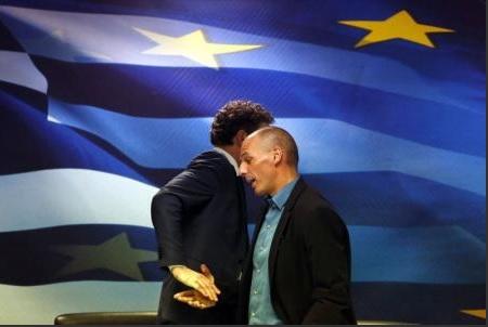 Athènes ne veut plus coopérer avec la troïka