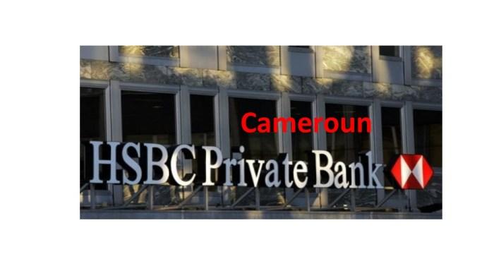 HSBC : Cameroun