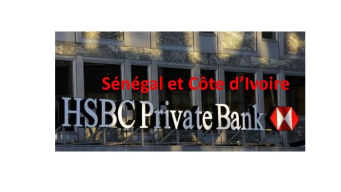 HSBC : Sénégal et Côte d'Ivoire