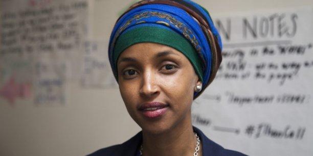 Née en Somalie et députée aux USA de Trump, qui est Ilhan Omar ?