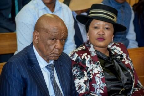 Un nouveau Premier ministre prend ses fonctions au Lesotho après la démission de Thabane