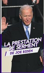 Discours d'investiture de Joseph Robinette Biden Jr