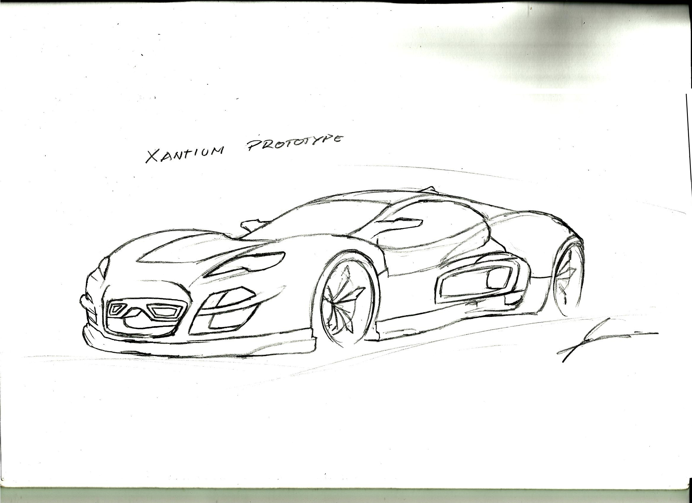 Adry53 S Profile Autemo Automotive Design Studio