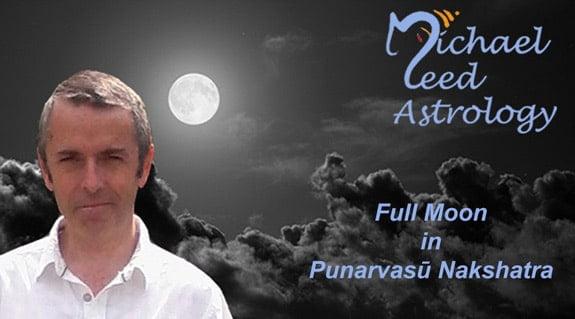 Full Moon in Jyeshtha Nakshatra 29th May, 2018