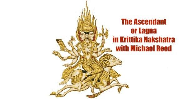 The Ascendant or Lagna in Krittika Nakshatra