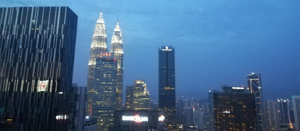 Header image for Hostel recommendation in Kuala Lumpur, Malaysia - by Hannah Cackett, owner of Authentic Gems travel blog