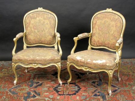 Expertise Meubles Louis XV Commode Meuble Ancien