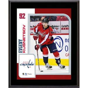 Washington Capitals Evgeny Kuznetsov Fanatics Authentic 10.5
