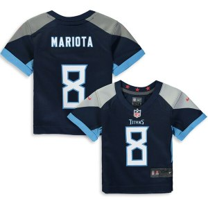 Infant Tennessee Titans Marcus Mariota Nike Navy P vintage usa soccer jerseys