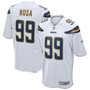 Youth Los Angeles Chargers Joey Bosa Nike White Ga cheap Atlanta Falcons third jersey