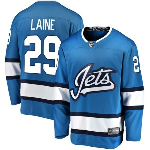 Men's Winnipeg Jets Patrik Laine Fanatics Branded  cheap Nike Patrik Laine jersey