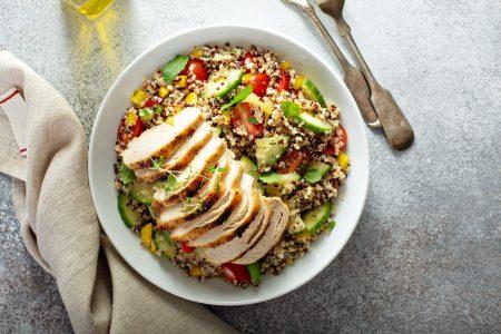 Immune boosting salad