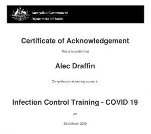 Covid-19 Qualification