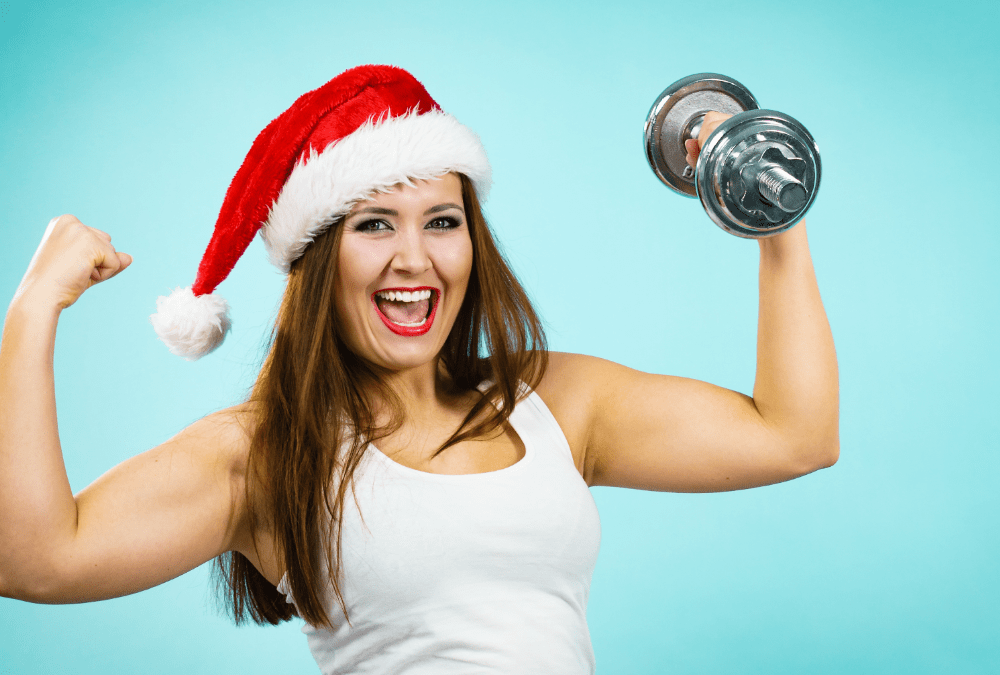 stay fit over christmas
