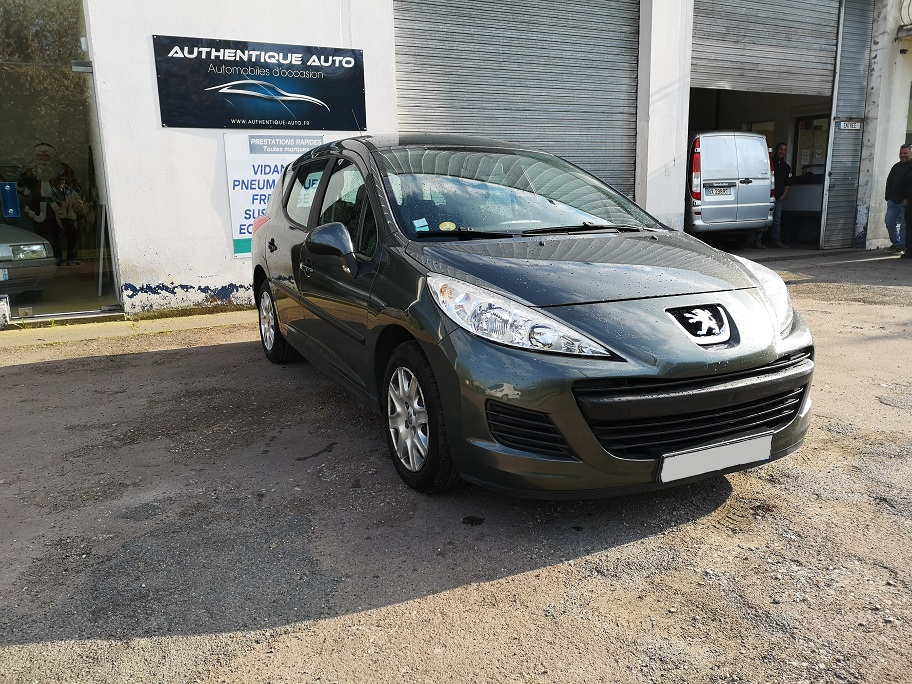 peugeot 207 sw 1 6 hdi 90 active