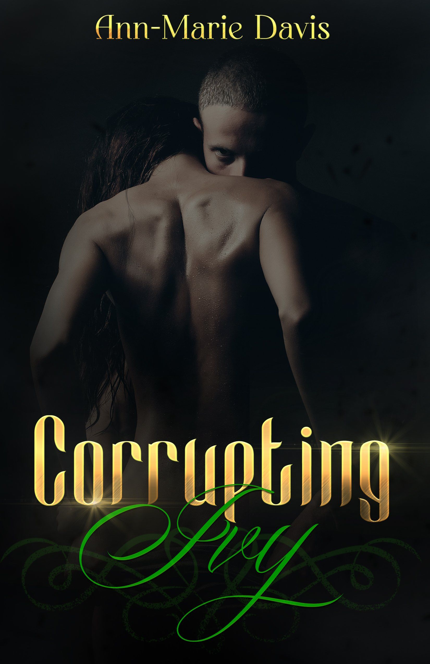 Corrupting Ivy Book Cover