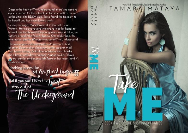 TAKE ME - Tamara Mataya