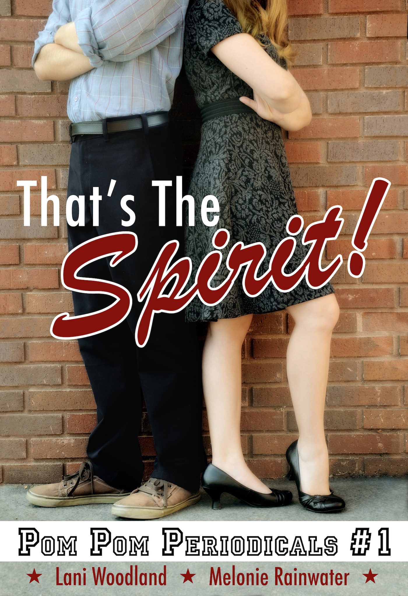 THAT'S THE SPIRIT - Lani Woodland & Melonie Rainwater