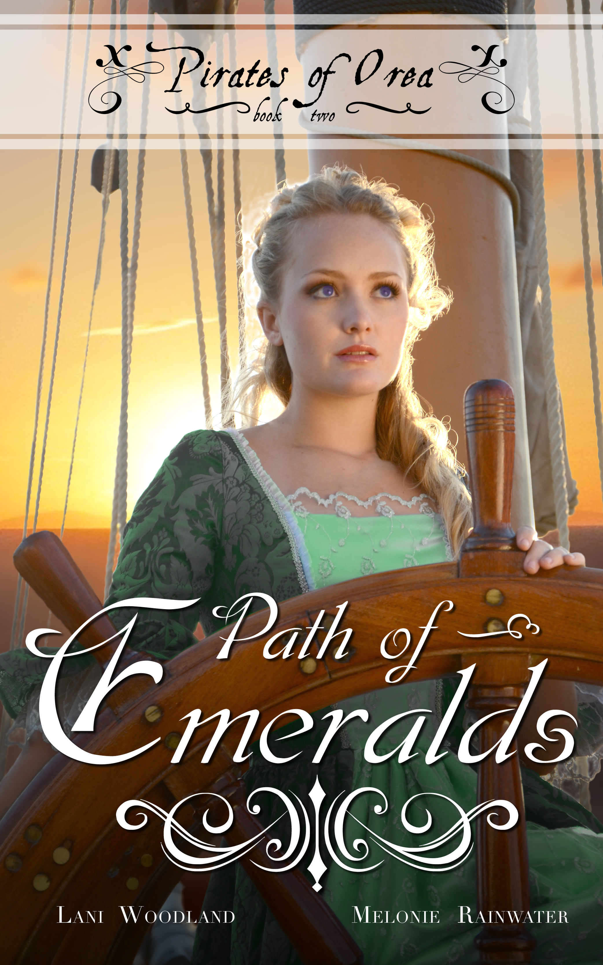 PATH OF EMERALDS - Lani Woodland & Melonie Rainwater