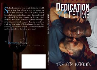 DEDICATION OF A LIFETIME - Tamsen Parker