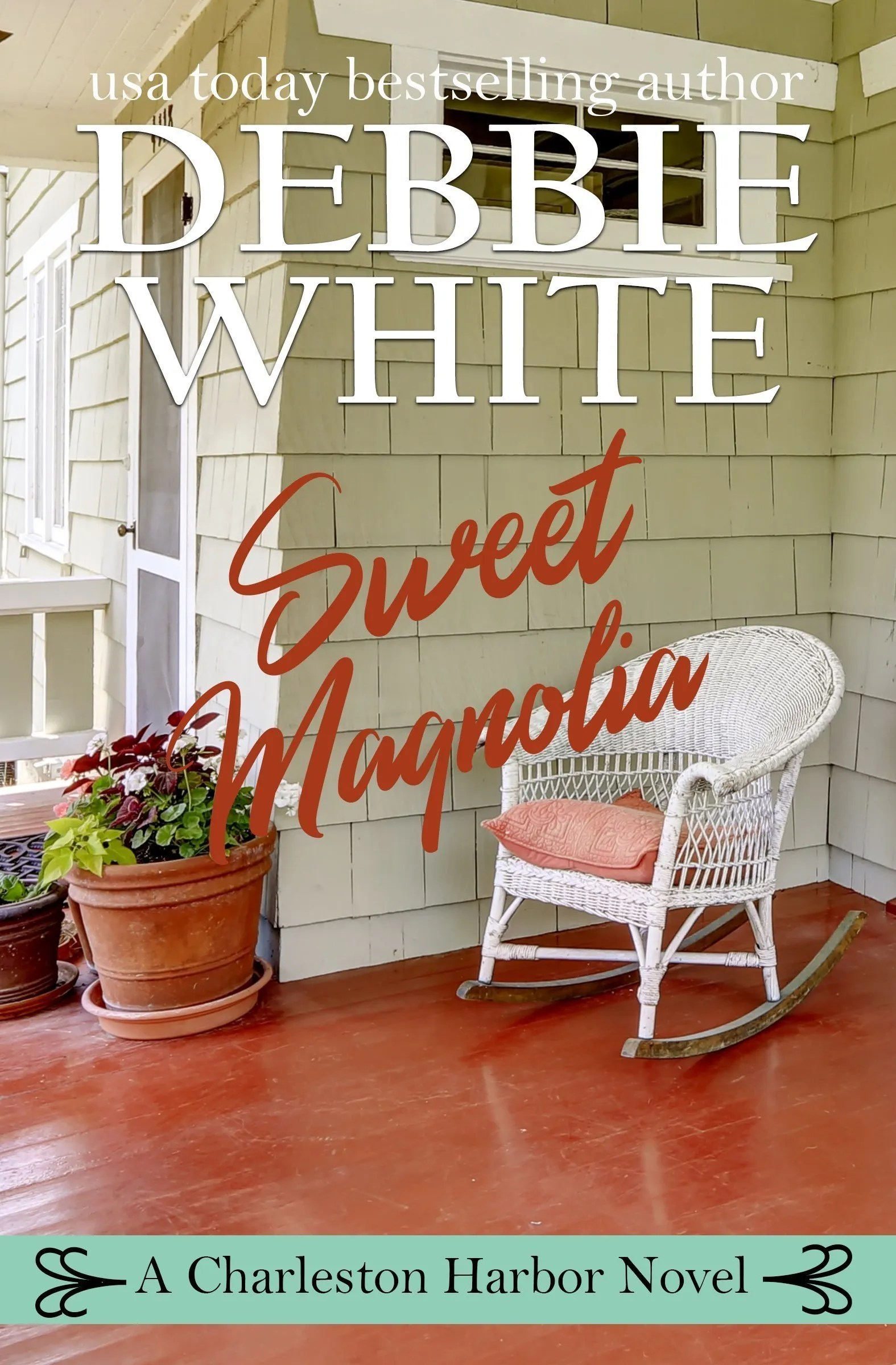 Sweet Magnolia Front Cover