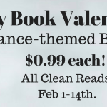 LOVE STORIES ON SALE! Valentine's Day 99-cent Promo!