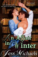 An Affair in Winter by Jess Michaels