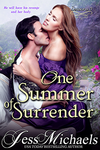 One Summer of Surrender by Jess Michaels