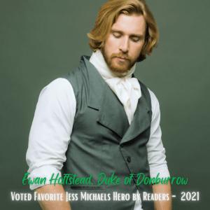 Voted Favorite Jess Michaels Hero 2021
