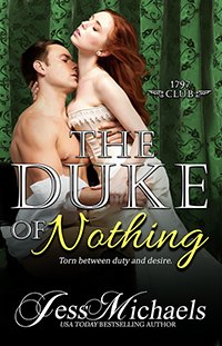 The Duke of Nothing by Jess Michaels