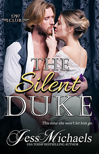 The Silent Duke by Jess Michaels