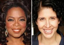 Oprah Winfrey, Robyn Okrant