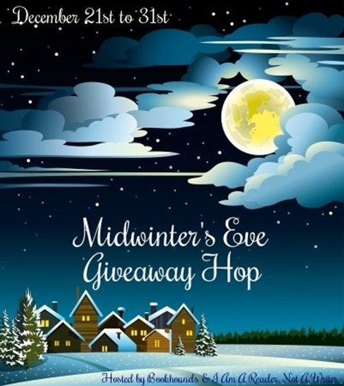 Midwinter's Eve Giveaway Hop – and FREE short story!