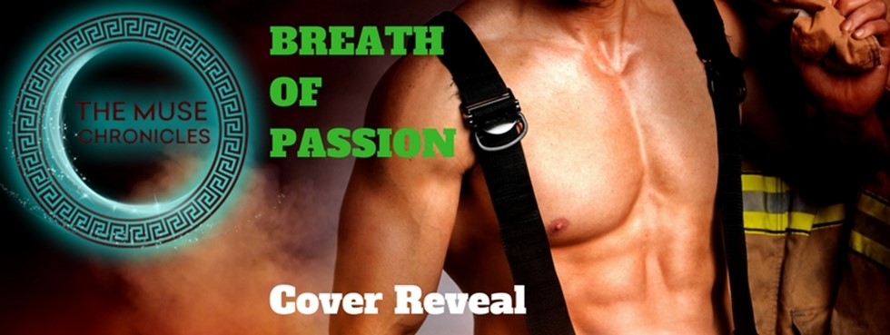 Breath of Passion – Cover Reveal! #TheMuseChronicles