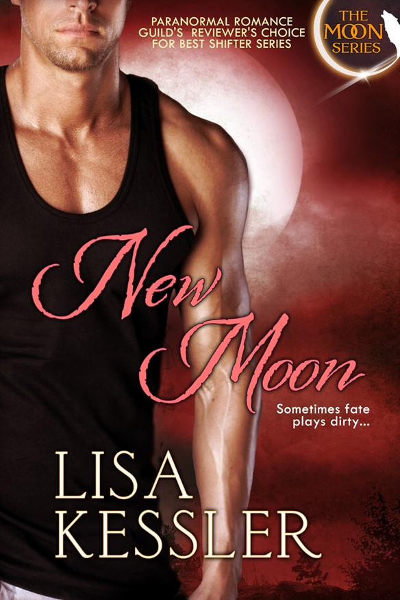 NEW MOON – The Final Book in the Moon Series is HERE! #Giveaway