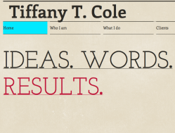 Tiffany Cole